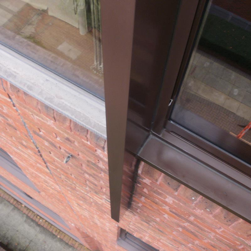 Metal & Plastic Cleaning - External Metal & Plastic Coated Restoration